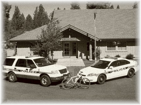 Sunriver, OR Police Station