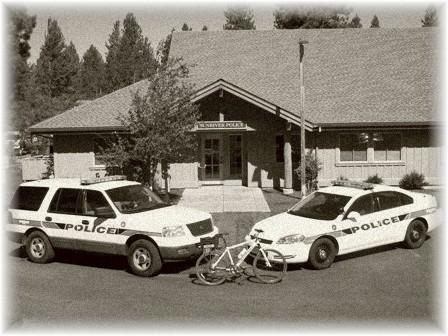 Sunriver, OR Police Station