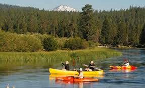 Sunriver Canoes | Sunriver Marina